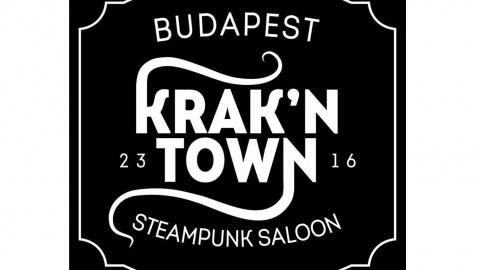 Krak'n Town Steampunk Saloon