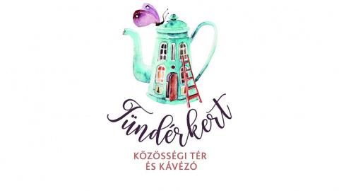 Tündérkert közösségi tér és kávézó